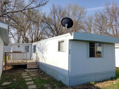 Jamestown ND Single Family Home For Sale: $15,000