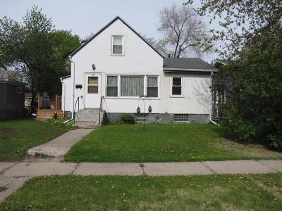 Jamestown ND Single Family Home For Sale: $73,900