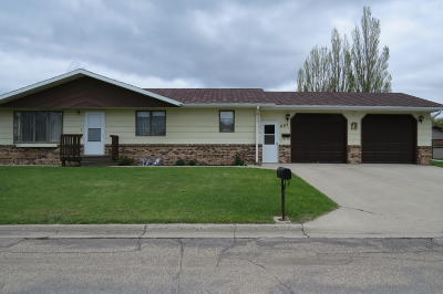 Jamestown ND Single Family Home For Sale: $171,000
