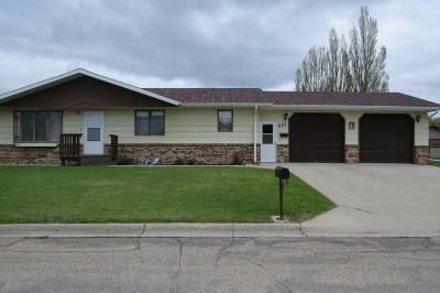 Jamestown Single Family Home For Sale: 605 14th Street NE