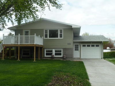 Jamestown ND Single Family Home For Sale: $269,900