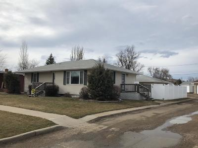 Valley City Single Family Home For Sale: 1024 Viking Drive