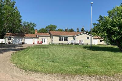 Jamestown Single Family Home For Sale: 1903 12th Avenue NE