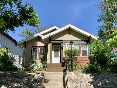 Jamestown Single Family Home For Sale: 709 2nd Avenue SW