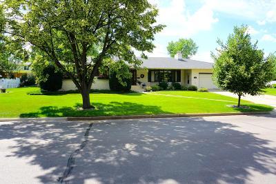 Valley City Single Family Home For Sale: 1301 6th Avenue NE