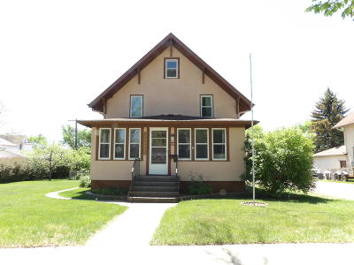 Valley City Single Family Home For Sale: 249 6th Street NW