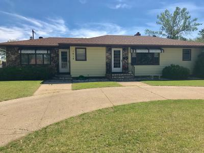 Jamestown Single Family Home For Sale: 1414 5th Avenue NE