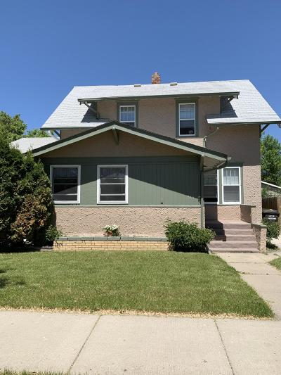 Jamestown Single Family Home For Sale: 515 3rd Street SE