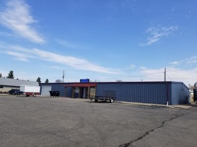Jamestown Commercial For Sale: 1309 Business Loop E