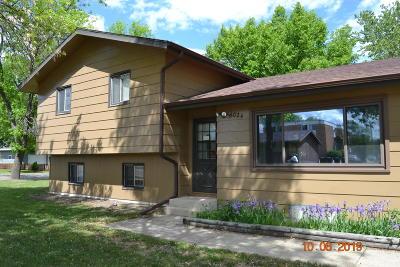 Jamestown Single Family Home For Sale: 1024 8th Avenue NE