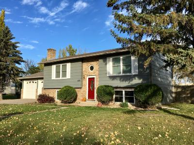 Valley City Single Family Home For Sale: 639 9th Avenue SE