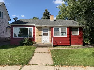 Valley City ND Single Family Home For Sale: $94,500