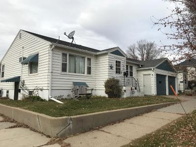 Valley City ND Multi Family Home For Sale: $195,000