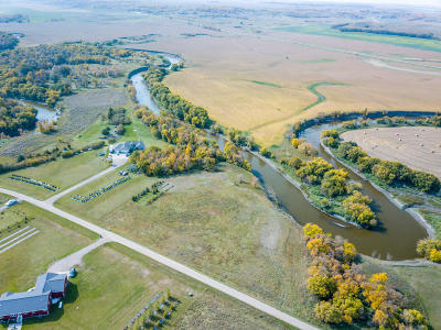 Barnes County Residential Lots & Land For Sale: Lot 12 Sheyenne Valley Estates