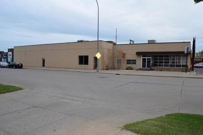 Jamestown Commercial For Sale: 217 2nd Avenue SW