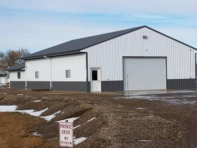 Barnes County Commercial For Sale: 200 Nd-9