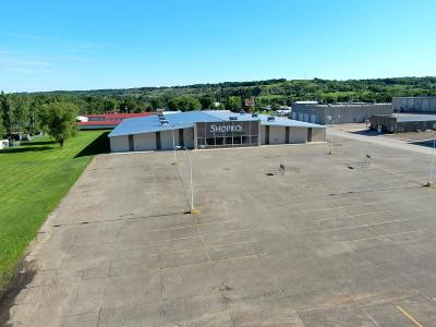 Barnes County Commercial For Sale: 727 15th Avenue SW
