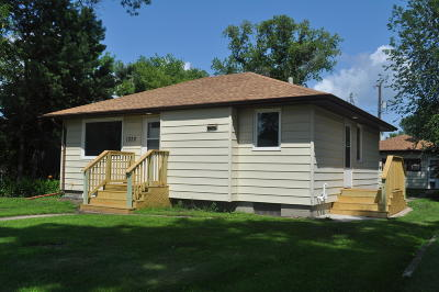 Jamestown ND Single Family Home For Sale: $159,900