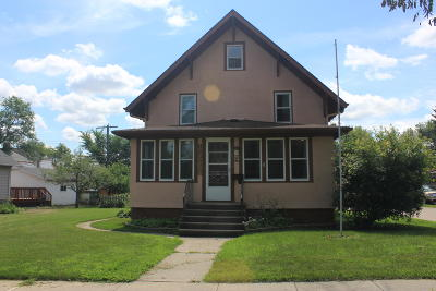Valley City ND Single Family Home For Sale: $149,900