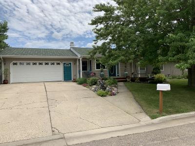 Jamestown Single Family Home For Sale: 1502 Skyline Drive