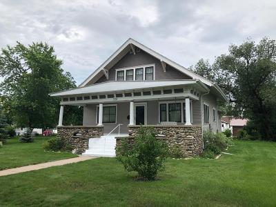 Single Family Home For Sale: 558 Main Street