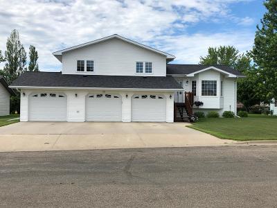 Jamestown Single Family Home For Sale: 245 23rd Avenue NE