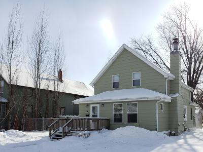 Jamestown ND Single Family Home For Sale: $159,000