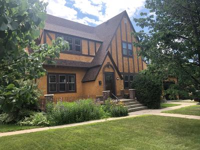 Jamestown Single Family Home For Sale: 524 5th Street NE