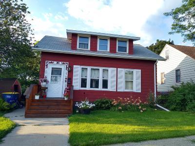Jamestown Single Family Home For Sale: 315 6th Street NE