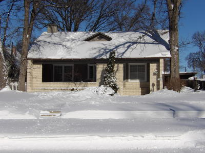 Valley City ND Single Family Home For Sale: $169,900