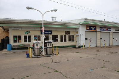 Valley City Commercial For Sale: 357 Central Avenue N
