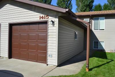Jamestown Single Family Home For Sale: 1415 7th Avenue NE