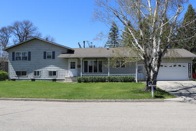 Valley City Single Family Home For Sale: 1004 Riverview Drive