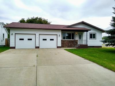 Jamestown ND Single Family Home For Sale: $199,000