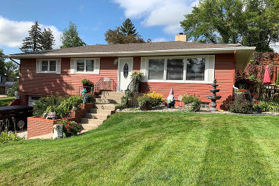 Jamestown Single Family Home For Sale: 1103 2nd Place NE