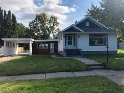 Jamestown Single Family Home For Sale: 733 2nd Street SW