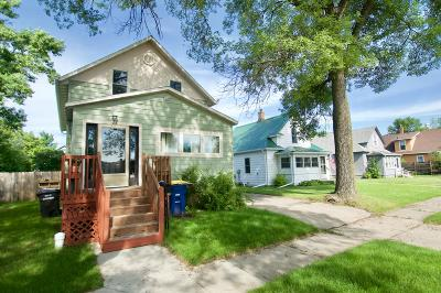 Jamestown Single Family Home For Sale: 214 3rd Avenue SW