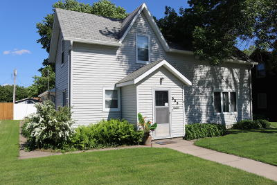 Valley City ND Single Family Home For Sale: $105,000