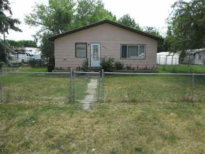 minot Single Family Home For Sale: 901 SE 38th St