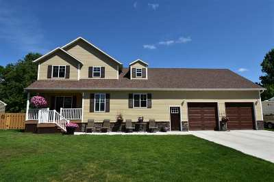 minot Single Family Home For Sale: 9 SE Greenway