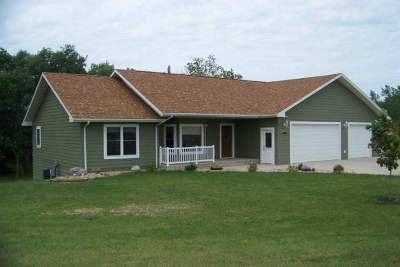 Minot Single Family Home For Sale: 7961 NW County Rd 15 W
