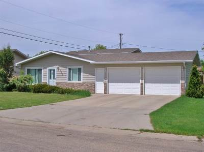Bottineau County, Burke County, Cass County, Divide County, McHenry County, McLean County, Mountrail County, Pierce County, Ramsey County, Renville County, Rolette County, Ward County, Wells County, Williams County Single Family Home For Sale: 712 25th Ave. NW