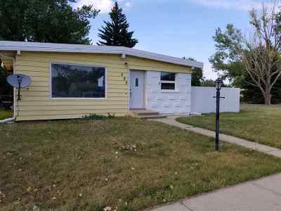 Minot ND Single Family Home Contingent - Hi: $110,000