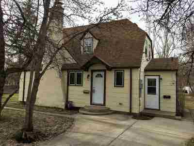 Minot ND Single Family Home For Sale: $149,900
