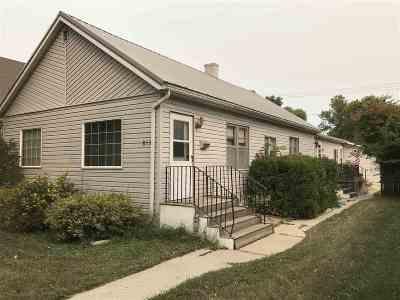 Bottineau Single Family Home For Sale: 813 Main St
