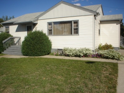 Minot ND Single Family Home For Sale: $154,900