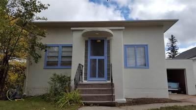 Velva Single Family Home For Sale: 202 N Main St