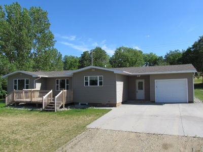 Sawyer ND Single Family Home For Sale: $154,900