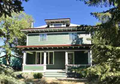 minot Single Family Home For Sale: 1015 Hiawatha St SE