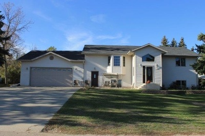 minot Single Family Home For Sale: 100 62nd St SW